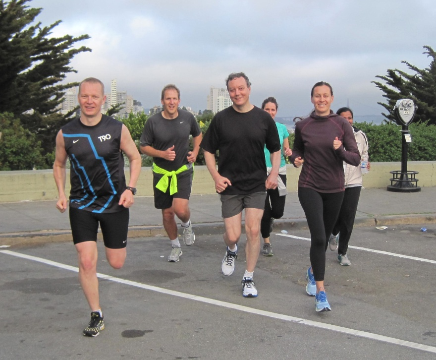Group-Coit Run